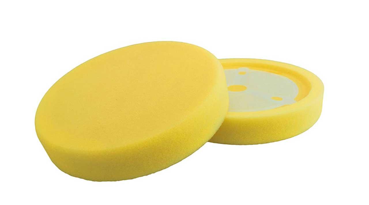 Tampone in Schiuma GIALLA per difetti leggeri 180mm
