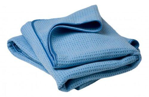 Panno per asciugatura blu wonder (set 2 pz)