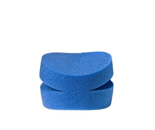 applicatore blu con alette-2 pezzi