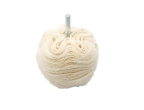 Palla di cotone per pulizia metalli 75mm