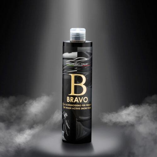 BRAVO - Shampoo Schiumogeno Alcalino