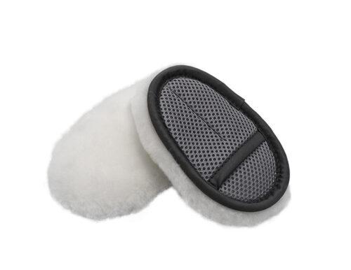 Guanto Piccolo per lavaggio in lana merino
