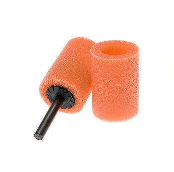 tamponcino cilindrico ARANCIONE per tamburo