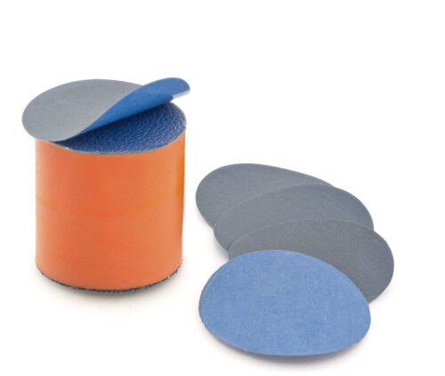 Dischetti abrasivi P1500 adesivi 35mm