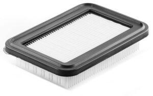 Filtro pieghettato sottile PES per aspiratori Flex serie VCE classe L/M/H
