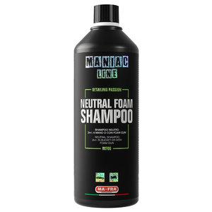 Maniac neutral foam shampoo