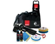 Kit con RUPES Lucidatrice Rotorbitale LHR75E/LUX