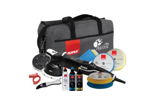 Kit Rupes Lucidatrice Rotoeccentrica LK900E/LUX