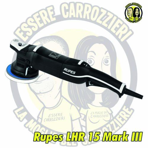 Rupes Lucidatrice Rotorbitale LHR15ES Mark III STD