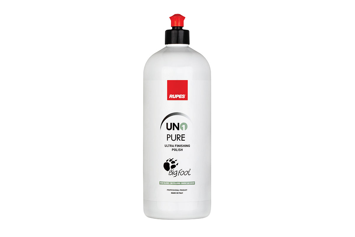 Rupes UNO PURE - Polish Ultra Finishing