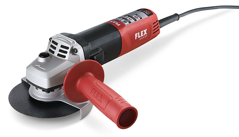 Smerigliatrice angolare flex le9-11_125 a velocità regolabile a