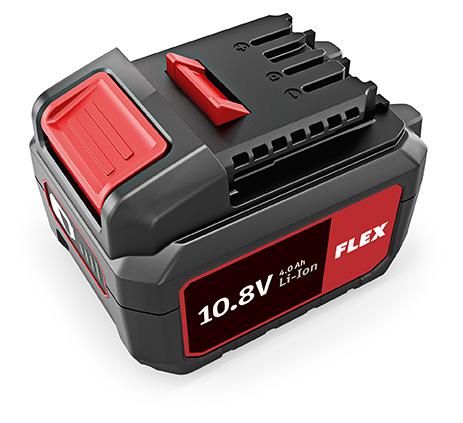 batteria flex agli ioni di litio 10.8V 4,0ah