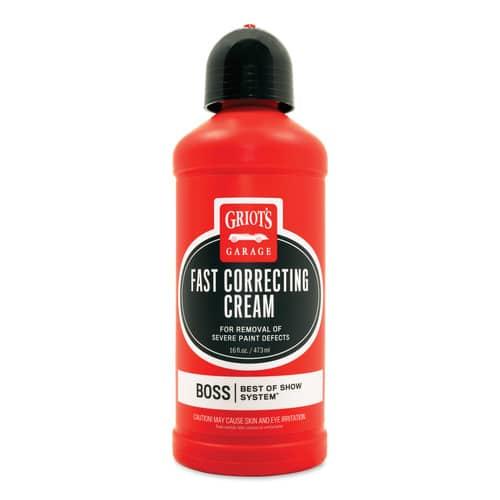 Griot's BOSS polish per difetti pesanti