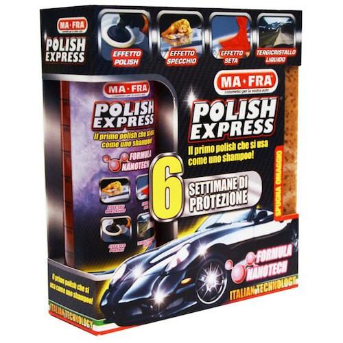 mafra detergente lucidante polish express 250ml