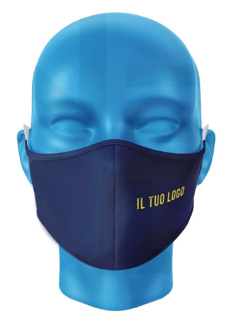 Mascherine Personalizzate con il tuo logo