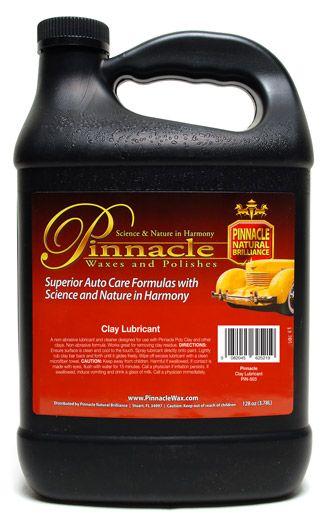 Lubrificante per Argilla Pinnacle-tanica