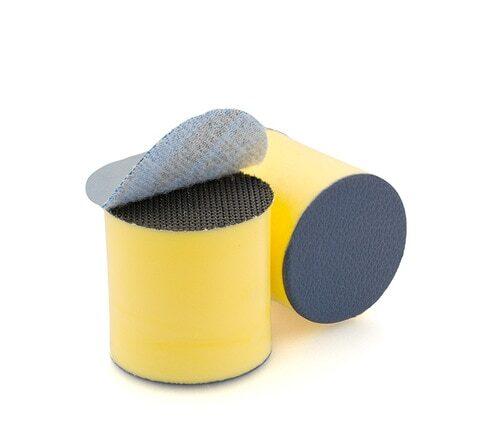 Tamponcino adesivo-velcrato morbido 30mm